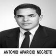 Dr. Antonio Isac Aparicio Negrete